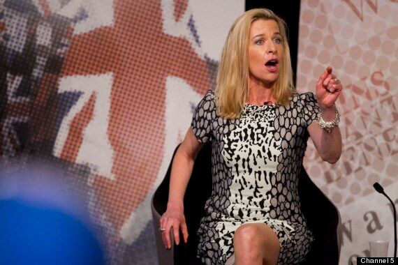 Luisa Zissman And Katie Hopkins Come To Blows On 'The Big British Immigration Row: Live' - Who Did You
