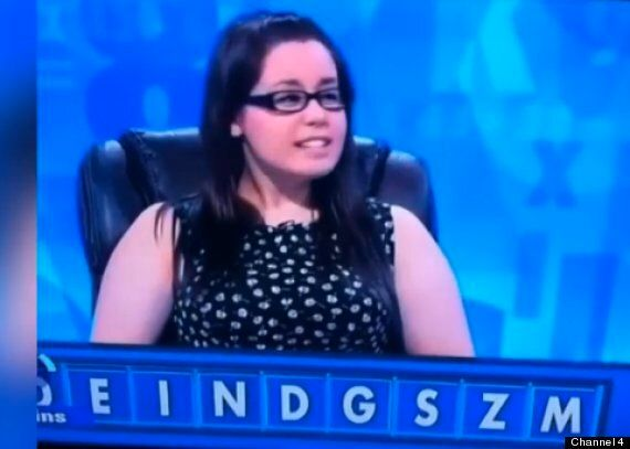 Countdown Contestant Elli Hanmer Conjures Up The Word