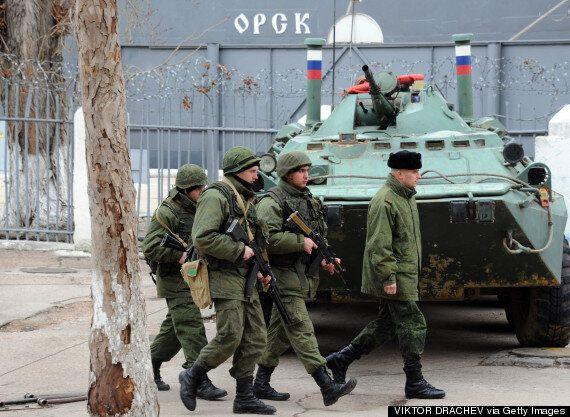 Russian Black Sea Fleet Gives Ukraine Navy In Crimea Deadline To 'Surrender Or Face Storm'