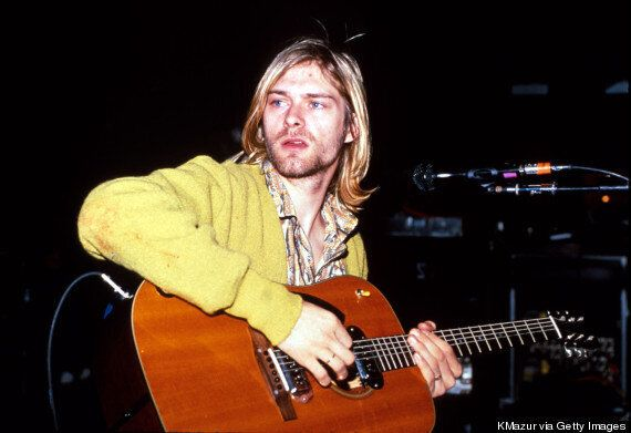 Kurt Cobain Suicide: New Photos From Nirvana Singer's Death Scene