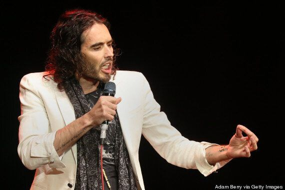 Russell Brand To Appear On Match Of The Day For Sport