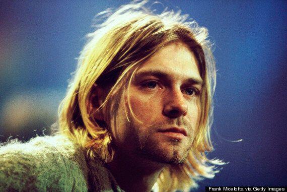 Kurt Cobain Dead: 20th Anniversary Of Nirvana Singer's Death (PICTURES,