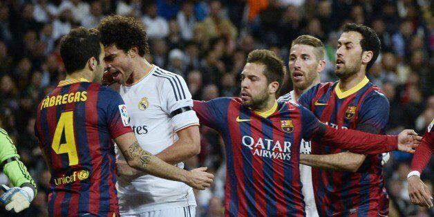 Barcelona V Real Madrid: Copa Del Rey Clásico