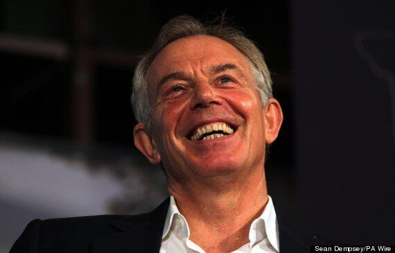 Tony Blair Says Forget The People Of Ukraine, Let's Side With Putin And Fight Radical