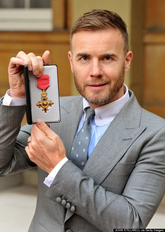 Gary Barlow Urged To Give Back OBE Following Alleged Take That Tax Avoidance Scheme, David Cameron Doesn't