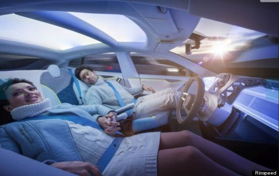 Should Robot Cars Be Programmed To Kill You If It Will Save More