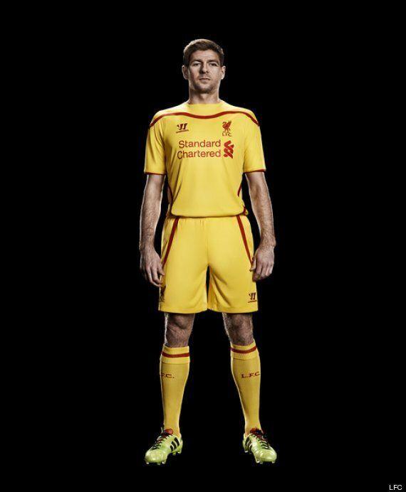 Liverpool Reveal New 2014-15 Warrior Away Kit