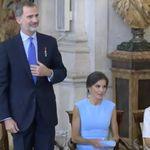 El momento 'tierra, trágame' de Pablo Motos ante el rey: deja a Felipe VI y a Letizia con esta