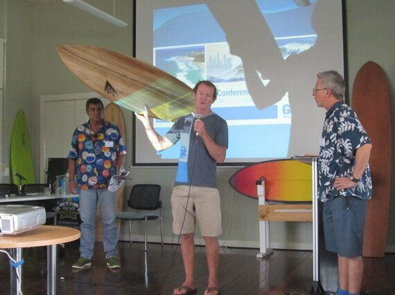 From Firewire to NevHouse -Sustainability, Technology and Surfing