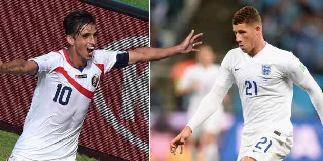 Costa Rica 0-0 England: As It