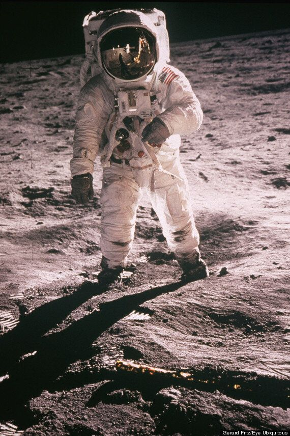 Buzz Aldrin Reddit AMA Highlights: UFOs, Mars Colonies, And, Oh Yeah, THE