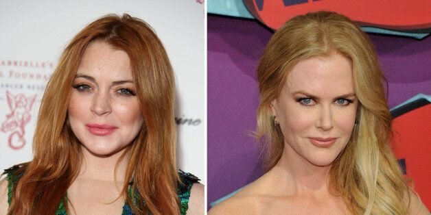 Lindsay Lohan, Nicole Kidman Both Bound For London's West End Theatre Stage - Who Would You Rather