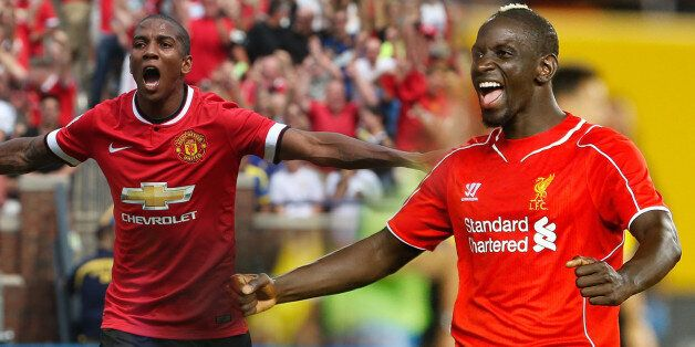 Manchester United 3-1 Liverpool: International Champions Cup Final As It