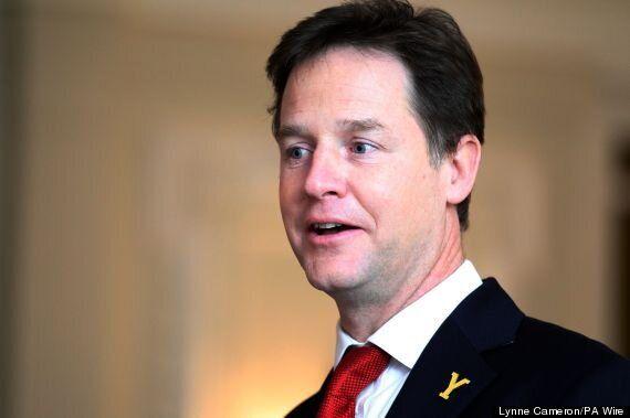 Nick Clegg In Bold Call For Radical Overhaul Of 'Utterly Senseless' Drug