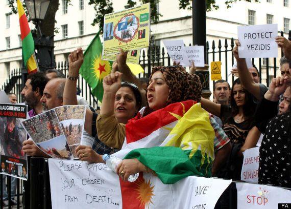 Hundreds Of Young Yazidi Women Taken Captive By Islamic State