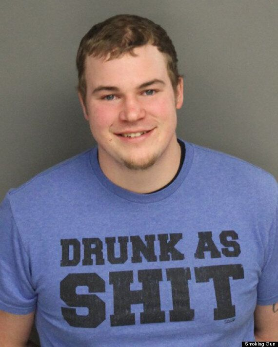 Drink Driving Mugshot Within A Mugshot Makes For One Hell Of A Meta
