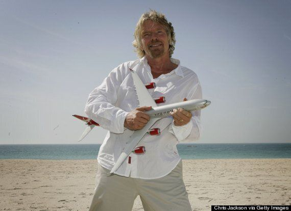 Virgin's New Staff Holiday Policy Advocated by Richard Branson Is Simply