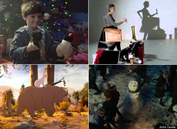 John Lewis Christmas Advert 2015: From Man On The Moon To The Bear And The Hare, Which Of The Previous...