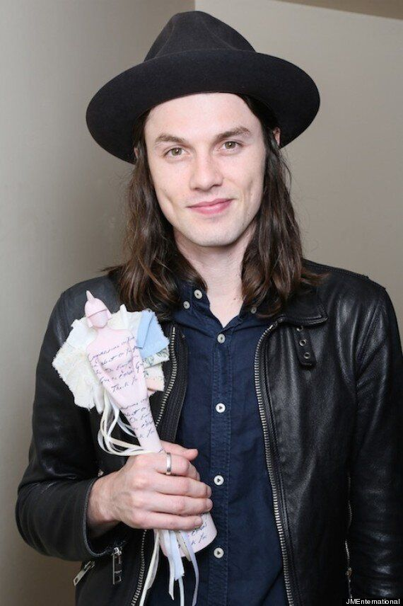James Bay Announced As Brit Awards 2015 Critics' Choice Winner, Following In Footsteps Of Adele And Sam