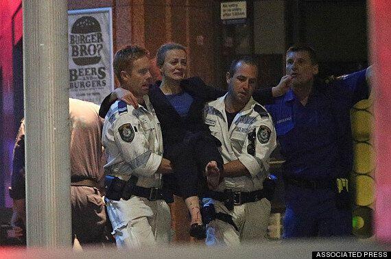 Sydney Siege Hostages Flee As Police Storm Cafe (LIVE