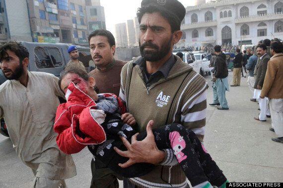 Taliban Gunmen Storm Pakistani Military School, Killing More Than