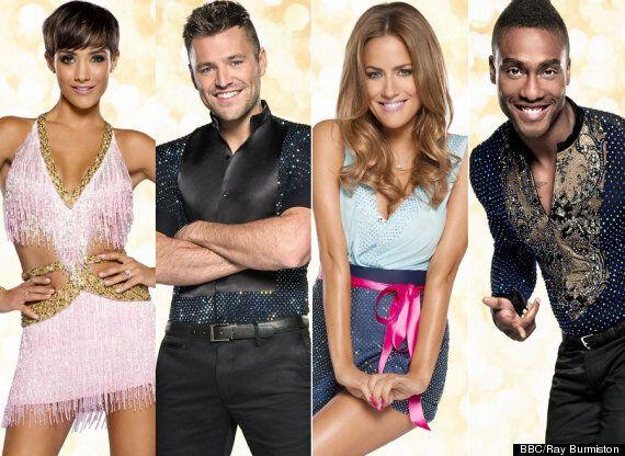 'Strictly Come Dancing' Final: Caroline Flack, Mark Wright, Frankie Bridge Or Simon Webbe - Who Should...
