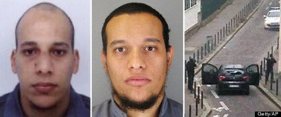 Charlie Hebdo Attackers Identified By French Police, One Suspect Hands Himself