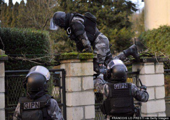 Charlie Hebdo Manhunt Focuses On Forest 50 Miles Outside