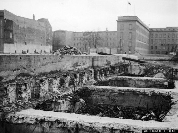 Hitler's Bunker To Be Recreated As A German Museum