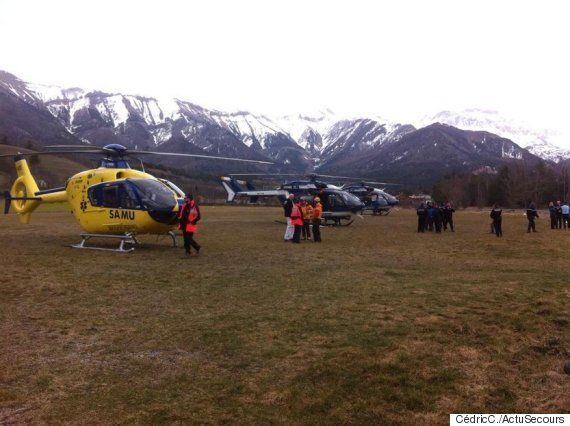 Germanwings Plane Crashes In French Alps With 150 On