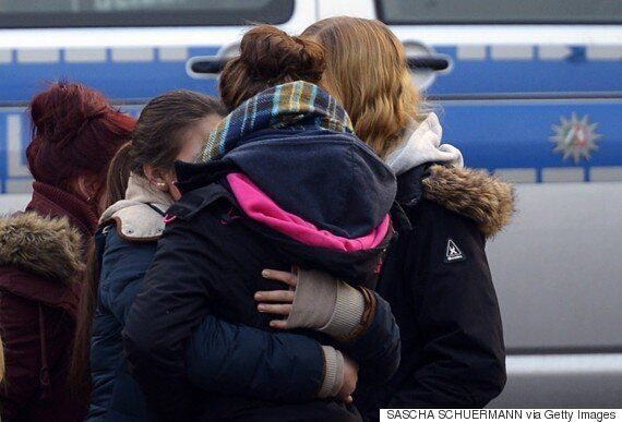Germanwings Plane Had 16 Students And Two Teachers From Same School On