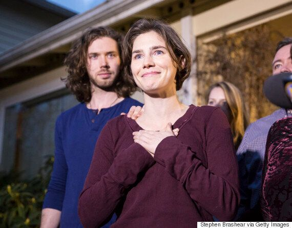 Amanda Knox And Raffaele Sollecito Acquitted Of Meredith Kercher Murder, Ending 'Eight Years Of