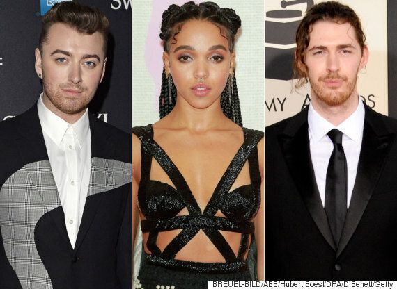 Ivor Novello Nominations: Sam Smith, Hozier And FKA Twigs Among 2015 Nominees (FULL