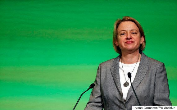 Green Party Leader Natalie Bennett Would Not Accept Role Of Environmental Secretary In A