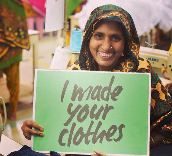 It's Fashion Revolution Day: Let's Show We