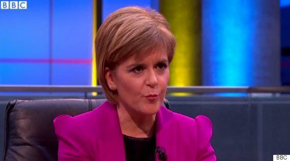 Sturgeon Bullies Miliband For Letting Himself Be Bullied By The