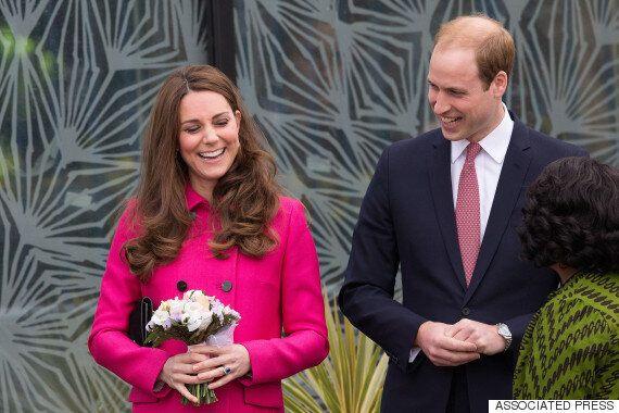 Royal Baby: NHS Boob Job Mum Josie Cunningham Likens Kate And William To