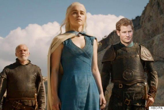 'Game Of Thrones' HBO Bosses Have Approached Prince Harry To Appear In Series 6 Of Hit Fantasy