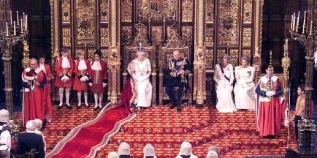 Live Blog: The Queen's Speech And The State Opening Of