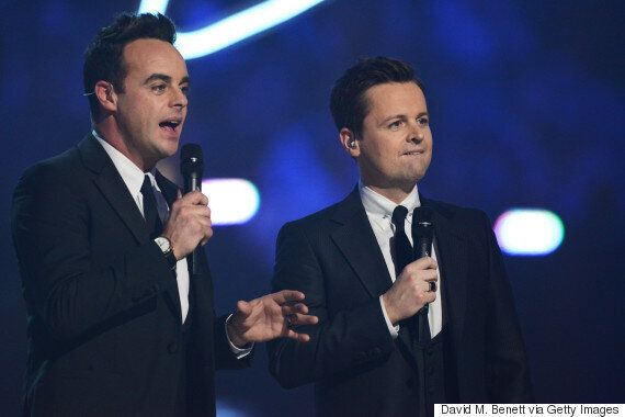 Ant And Dec Earn £23,000 A DAY As TV Stars' ITV Pay Deal