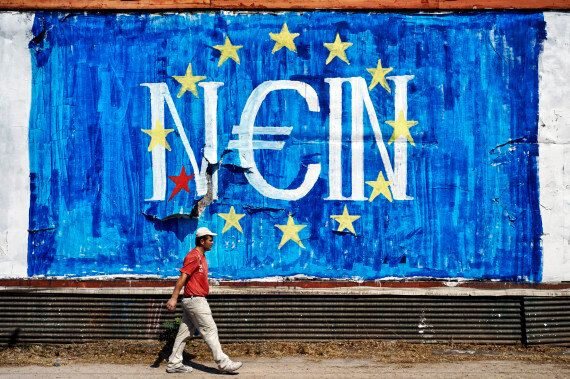 Greece To Default On IMF Debt As Merkel Rules Out Fresh Negotiations Until After