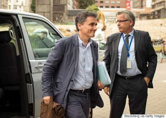 Alexis Tsipras Turns Up In Brussels With No Plan, Baffled Eurozone Leaders Give Him Five Days To Find
