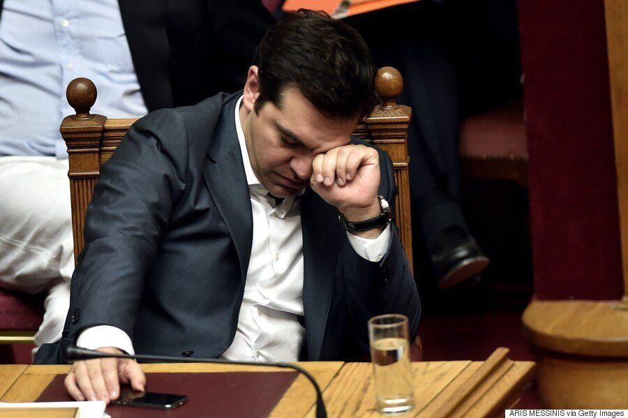 Athens Erupts In Violence As Tsipras Pushes Through Austerity Bill Demanded By EU