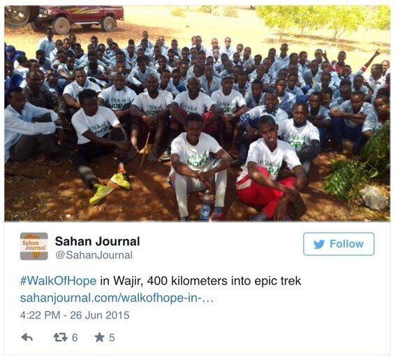 The Cry of Kenyan-Somalis: Is Anyone