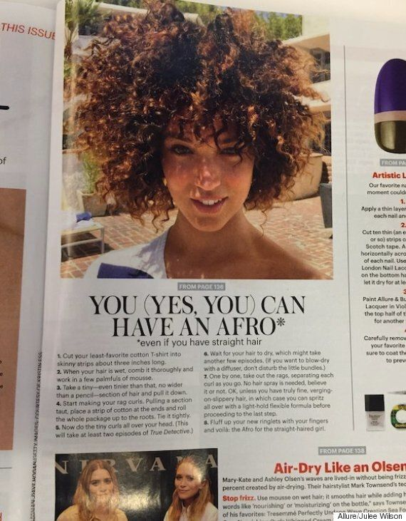 Allure Magazine Under Fire For Teaching White Women How To Get An
