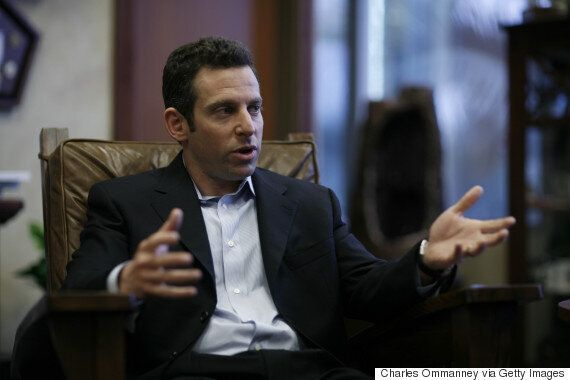 Sam Harris Calls For Airport Security Not To 'Waste Resources' On People That Are Obviously Not