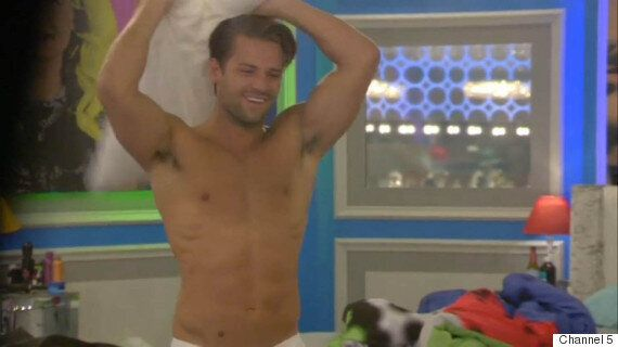 'Celebrity Big Brother' Odds: James Hill Is Bookies' Favourite For Victory - But Who Do YOU Want To