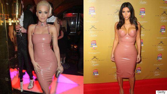 Inside Soap Awards Red Carpet: Jennifer Metcalfe Steals Kim Kardashian's Look In Latex