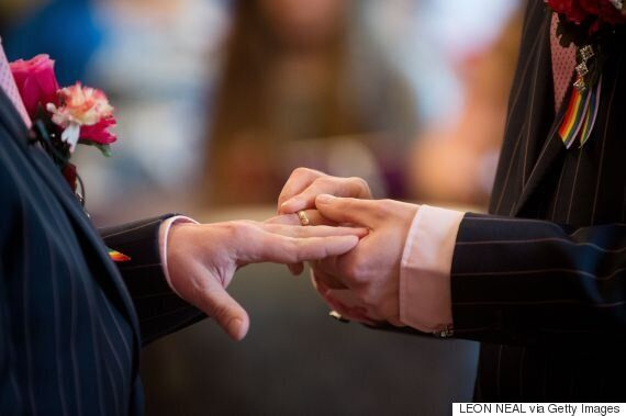 Same-Sex Marriage Figures Reveal 15,000 Couples Wed Since It Became