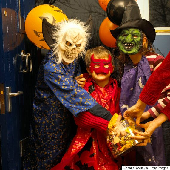 Halloween Trick Or Treating Etiquette Parents Share Rules They